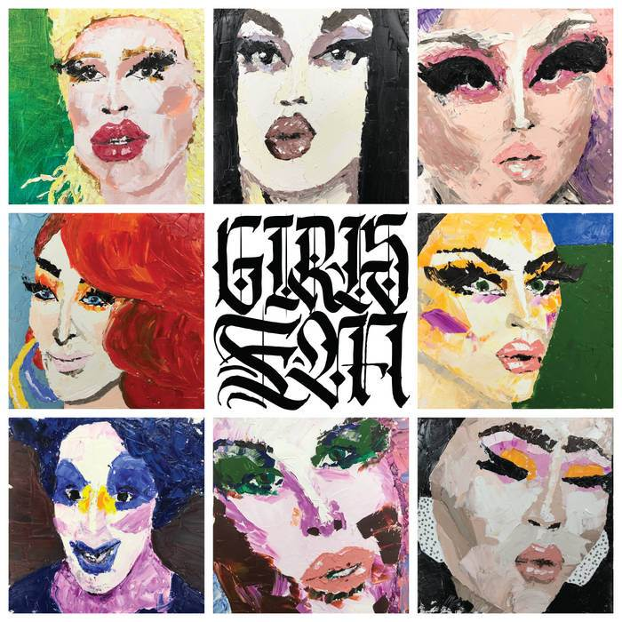 Girls FM by Girls Of The Internet